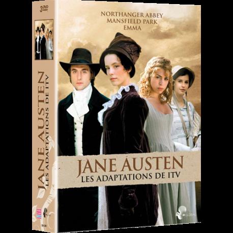 COFFRET JANE AUSTEN ITV