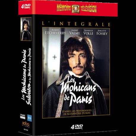 LES MOHICANS DE PARIS INTEGRALE