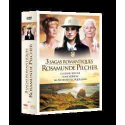LES 3 SAGAS ROMANTIQUES D'APRES R. PILCHER-Packshot