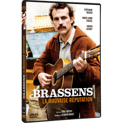 BRASSENS, LA MAUVAISE REPUTATION