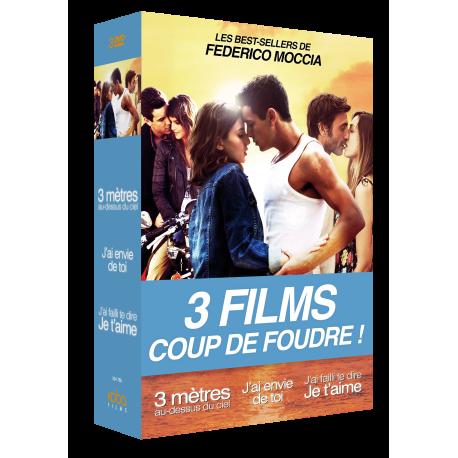 3 COMEDIES D'APRES F. MOCCIA-Packshot