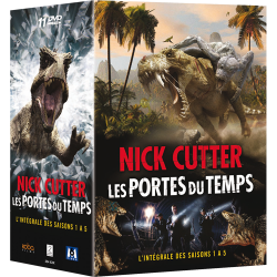 NICK CUTTER INTEGRALE S1 A S5