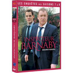 INSPECTEUR BARNABY - Saisons 7 et 8-3D
