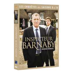 INSPECTEUR BARNABY - Saisons 9 et 10-Verso
