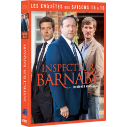 INSPECTEUR BARNABY - Saisons 15 et 16