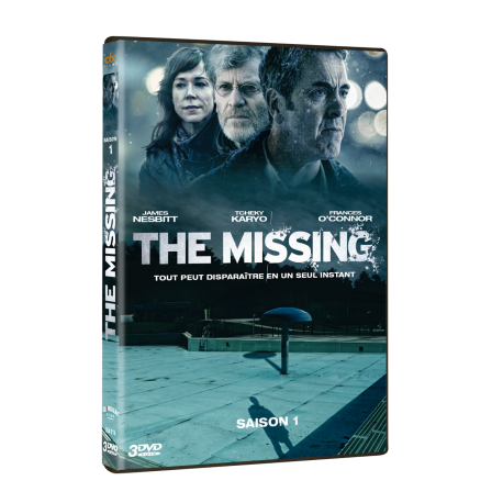 THE MISSING Saison 1-3D