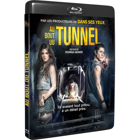 AU BOUT DU TUNNEL Blu-Ray-3D