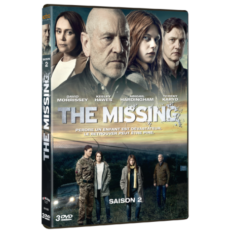 THE MISSING SAISON 2-3D
