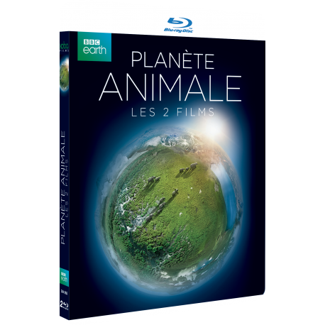 PLANETE ANIMALE - LES FILMS Blu-Ray