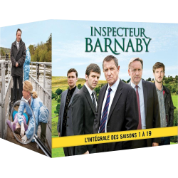 INSPECTEUR BARNABY - Saisons 1 à 19 - 3D