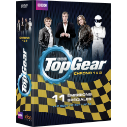 TOP GEAR - VOLUMES 1 ET 2
