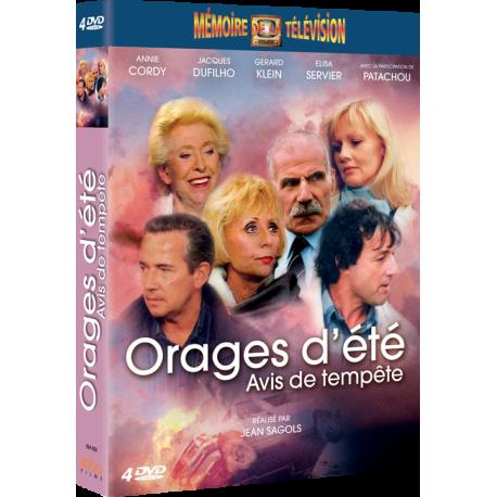ORAGES D'ETE: AVIS DE TEMPETE - L'INTEGRALE (scanavo)-3D