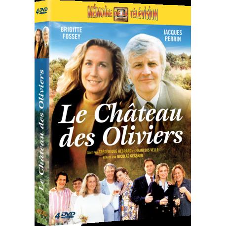 LE CHATEAU DES OLIVIERS - L'INTEGRALE NOUVELLE EDITION