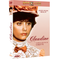 CLAUDINE - L'INTEGRALE NOUVELLE EDITION