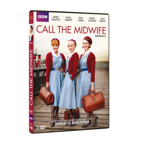 CALL THE MIDWIFE SAISON 5-Packshot