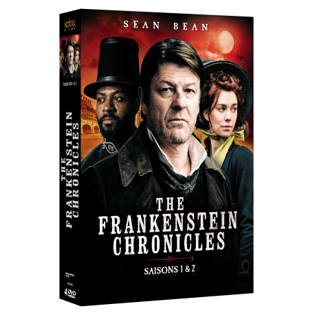 LES CHRONIQUES DE FRANKENSTEIN SAISON 1 ET 2-3D