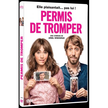 PERMIS DE TROMPER-3D