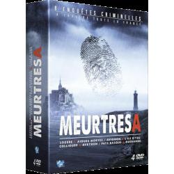 MEURTRES A - INTEGRALE