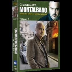 COMMISSAIRE MONTALBANO VOL 3