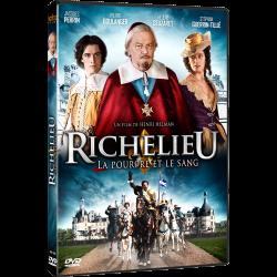 RICHELIEU LA POURPRE ET LE SANG