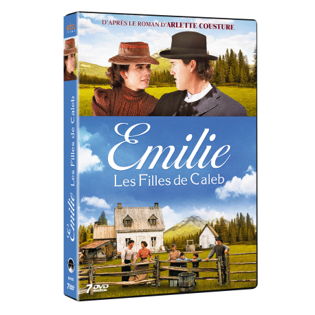 EMILIE, LES FILLES DE CALEB INTEGRALE-Packshot