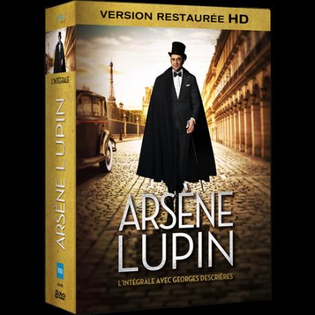 ARSENE LUPIN INTEGRALE