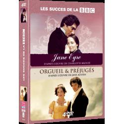 COFFRET SUCCES BBC JANE EYRE - ORGUEIL & PRÉJUGÉS