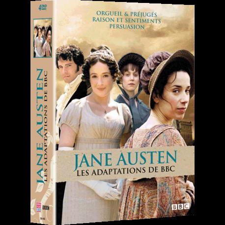 COFFRET JANE AUSTEN BBC