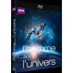 L'HOMME DANS L'UNIVERS BLU-RAY