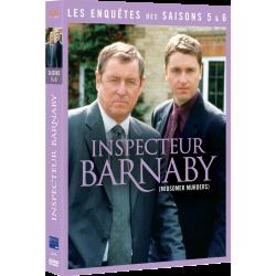 INSPECTEUR BARNABY - Saisons 5 et 6