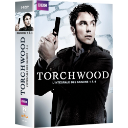 TORCHWOOD S1 A S4
