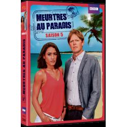 MEURTRES AU PARADIS - SAISON 5 - 3D
