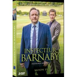 INSPECTEUR BARNABY - Saison 19 - 3D