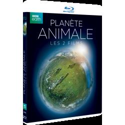 PLANETE ANIMALE - LES FILMS Blu-Ray