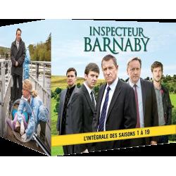 INSPECTEUR BARNABY - Saisons 1 A 19