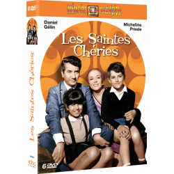 LES SAINTES CHERIES - L'INTEGRALE (scanavo)-3D