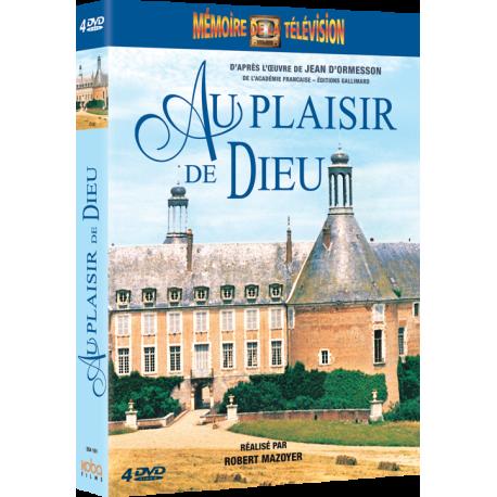 AU PLAISIR DE DIEU - L'INTEGRALE NOUVELLE EDITION