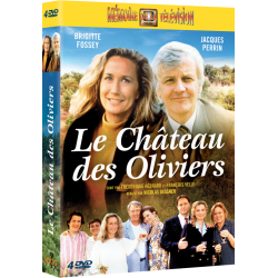 LE CHATEAU DES OLIVIERS - L'intégrale (2017 nouv. boîtier)