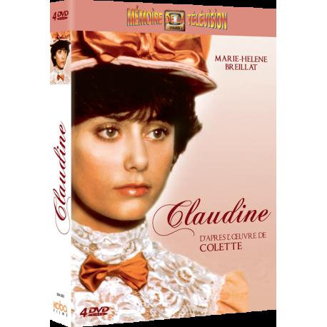 CLAUDINE - L'INTEGRALE NOUVELLE EDITION