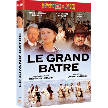 LE GRAND BATRE - L'INTEGRALE NOUVELLE EDITION