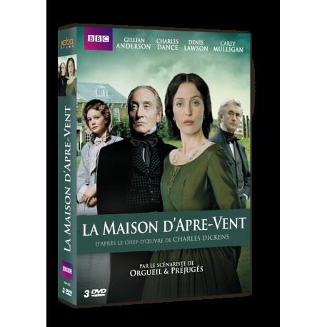 LA MAISON D'APRE-VENT-3D