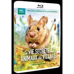 LA VIE SECRETE DES ANIMAUX DU VILLAGE Blu-Ray-3D