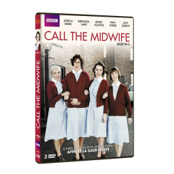 CALL THE MIDWIFE : SOS SAGES-FEMMES Saison 3-3D