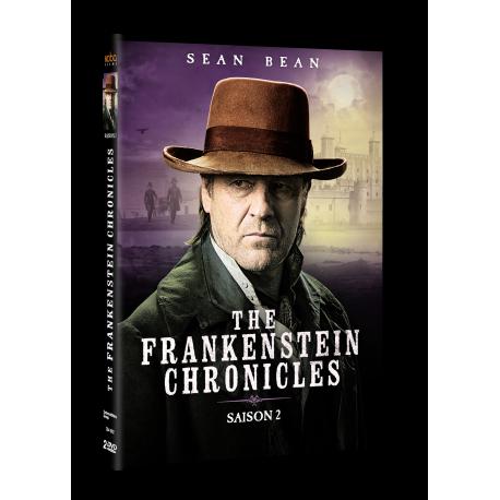 LES CHRONIQUES DE FRANKENSTEIN SAISON 2-3D