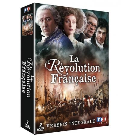LA RÉVOLUTION FRANCAISE - INTÉGRALE-3D