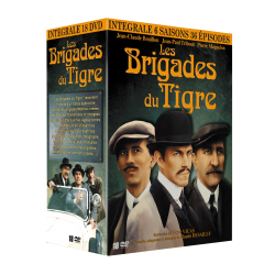 LES BRIGADES DU TIGRE - INTÉGRALE-3D