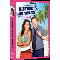 MEURTRES AU PARADIS - SAISON 7 - Packshot