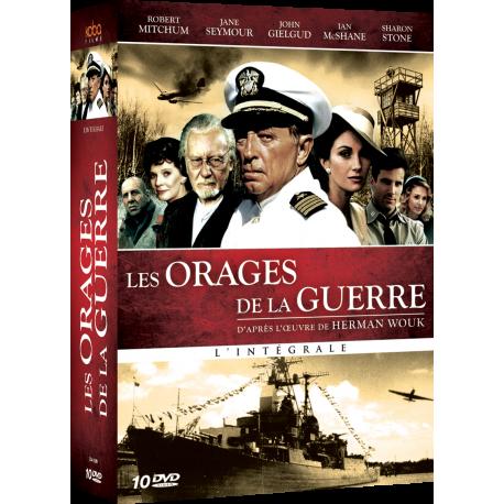 LES ORAGES DE LA GUERRE L'INTEGRALE PARTIES 1 & 2