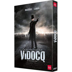 LES NOUVELLES AVENTURES DE VIDOCQ-3D