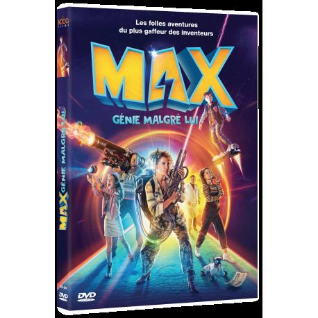 MAX, GÉNIE MALGRÉ LUI (LA FAMILLE SMART)